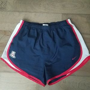 Nike UofA shorts